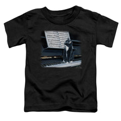 Wildlife Kitten On The Keys Toddler T-Shirt