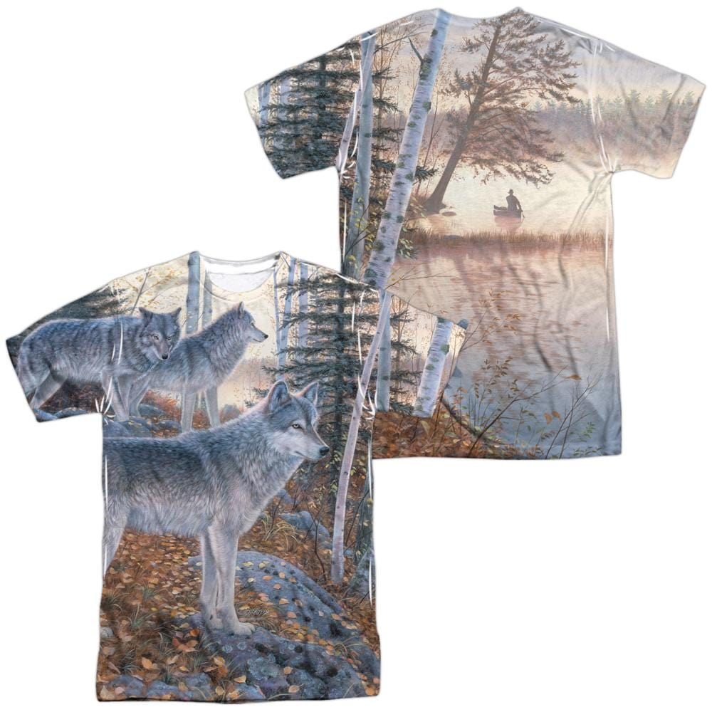 Wildlife - Silent Travelers All Over Print Adult All Over Print 100% Poly T-Shirt