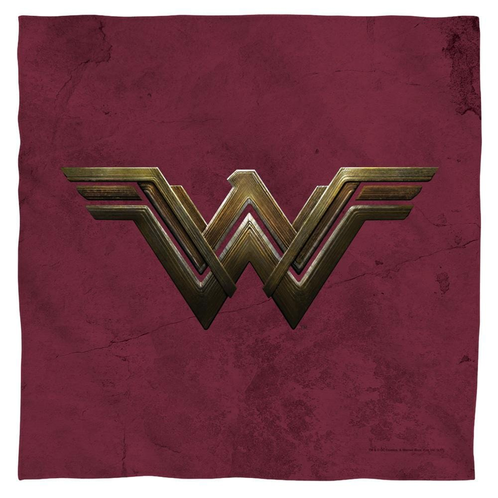 Wonder Woman Movie Emblem Bandana