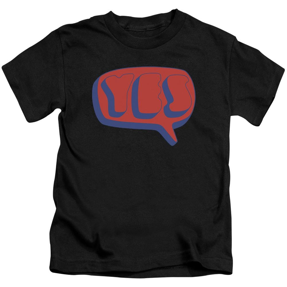 Yes Word Bubble Kids T-Shirt