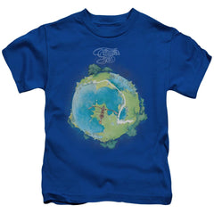 Yes Fragile Cover Kids T-Shirt
