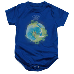 Yes Fragile Cover Baby Onesie