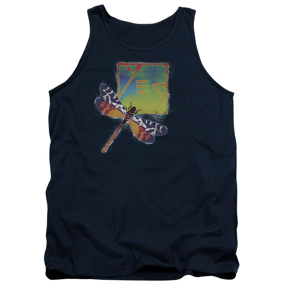 Yes Dragonfly Adult Tank Top