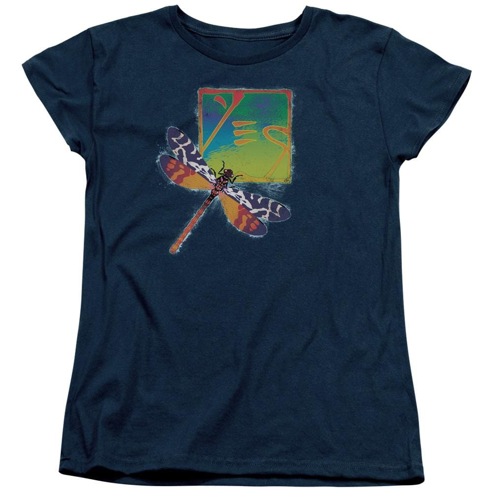Yes Dragonfly Women's T-Shirt