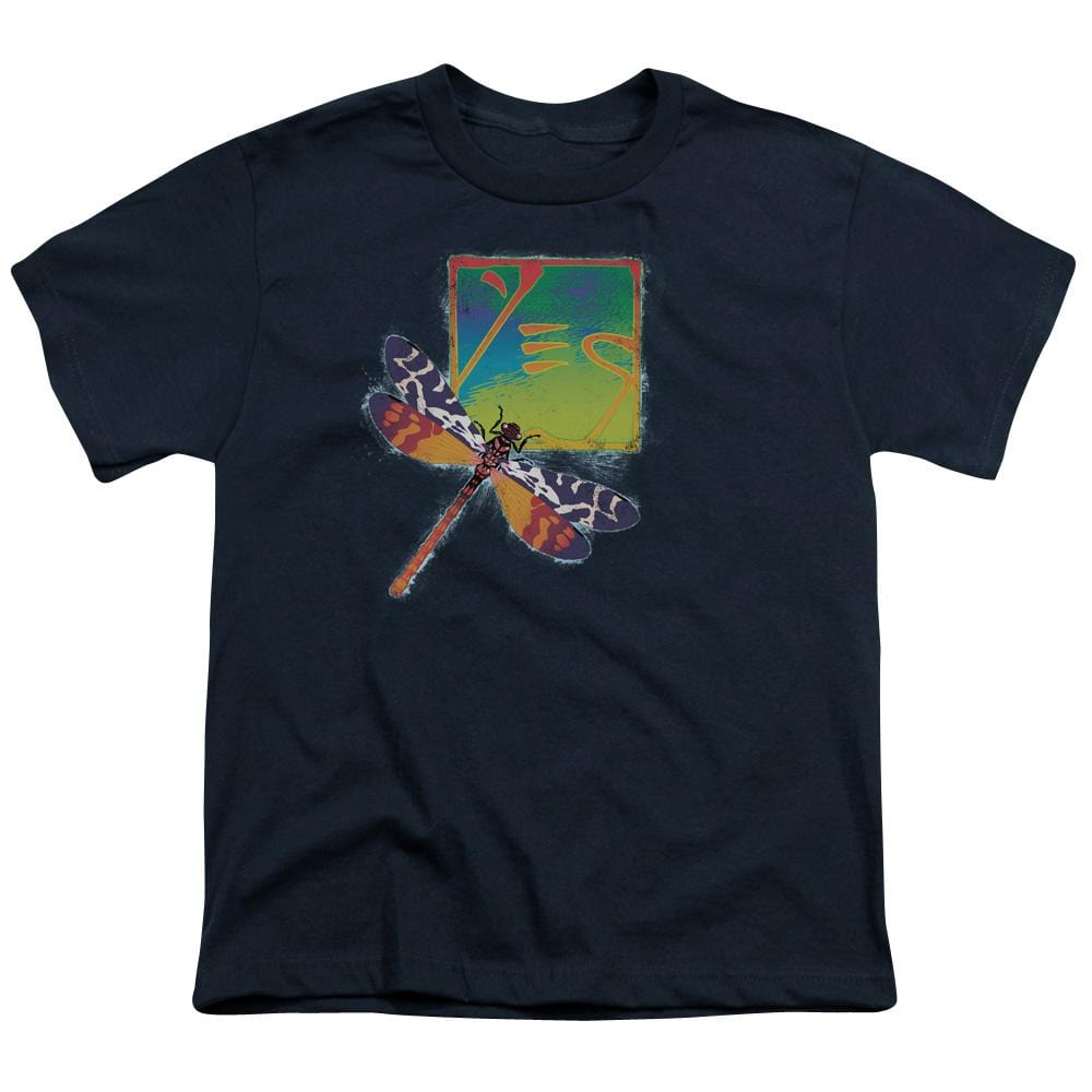 Yes Dragonfly Youth T-Shirt