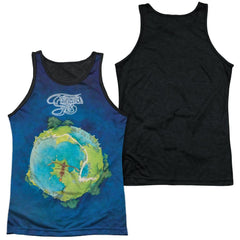 Yes - Fragile Adult Tank Top