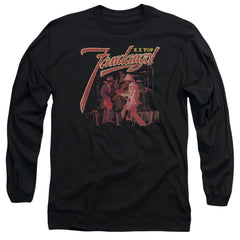 Zz Top - Frandango Adult Long Sleeve T-Shirt