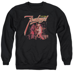 Zz Top - Frandango Adult Crewneck Sweatshirt