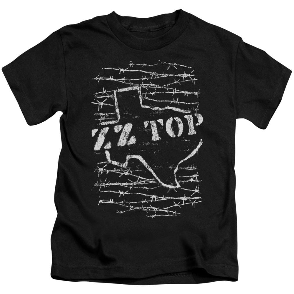 Zz Top - Barbed Kids T-Shirt