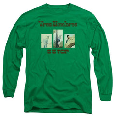 Zz Top - Tres Hombres Adult Long Sleeve T-Shirt