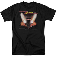 Zz Top - Eliminator Cover Adult Regular Fit T-Shirt