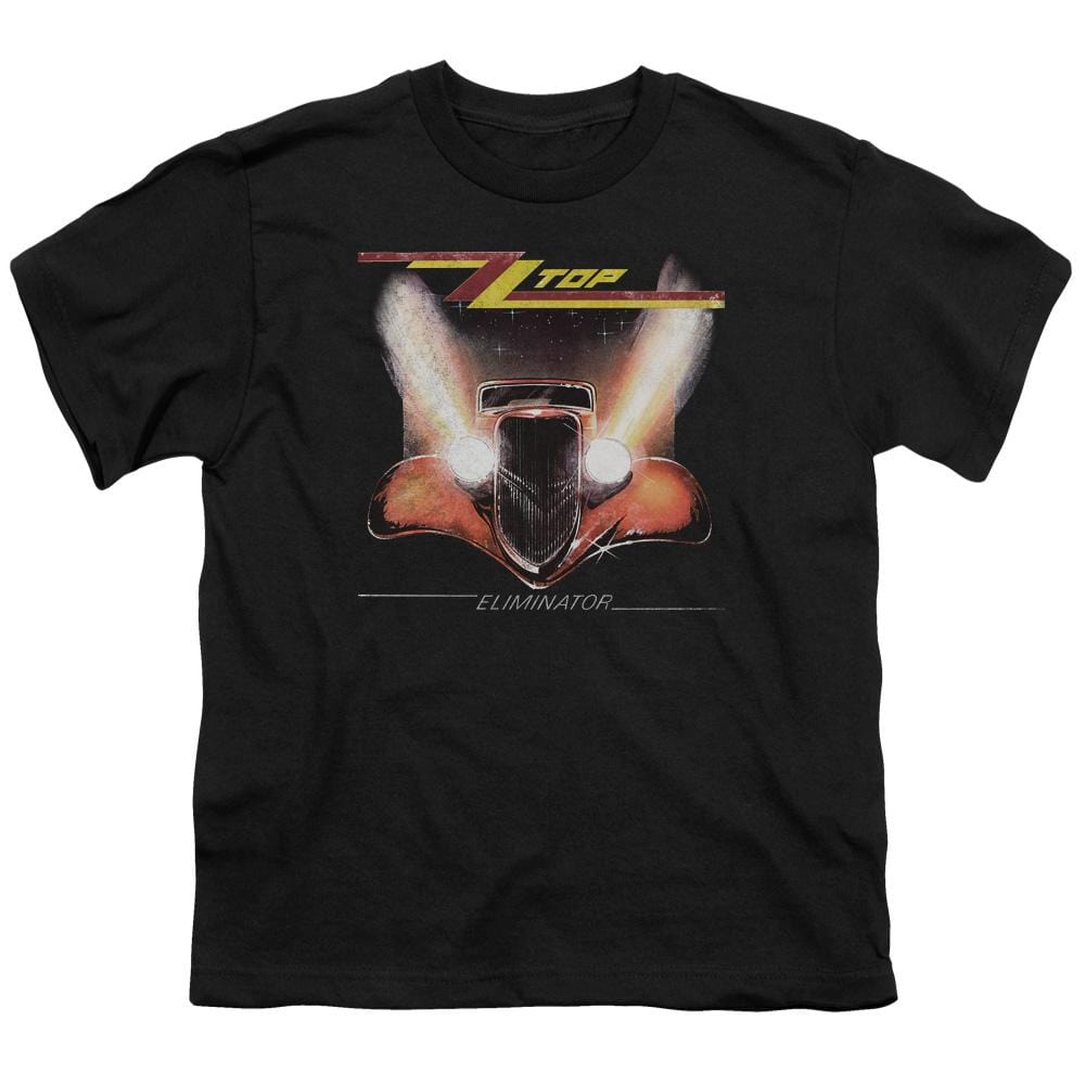 Zz Top - Eliminator Cover Youth T-Shirt