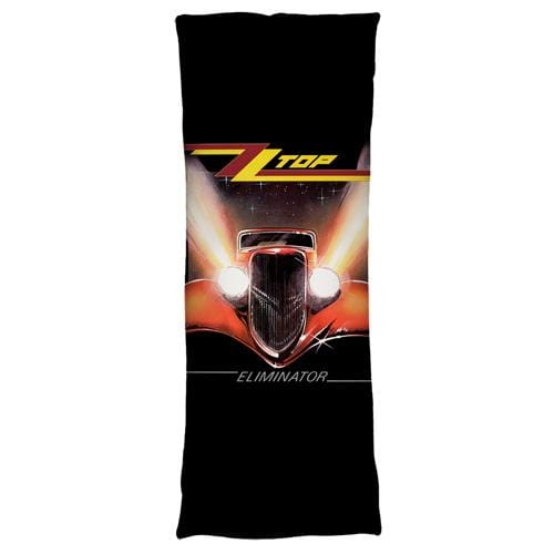 ZZ Top - Eliminator Cover Body Pillow