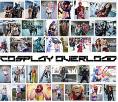 ANIME COSPLAY GAMING