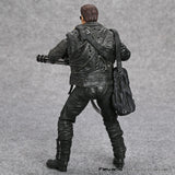 Terminator 2: Judgment Day T-800 Arnold Schwarzenegger  Model Toy 7""