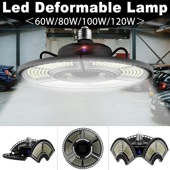 120W 100W 80W 60W LED Light  E27 Bombillas LED  85-265V  Bright  UFO Lamp