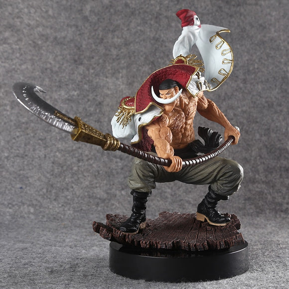 One Piece Action Figure 1/7 WHITE BEARD Pirates Edward Newgate PVC Japanese