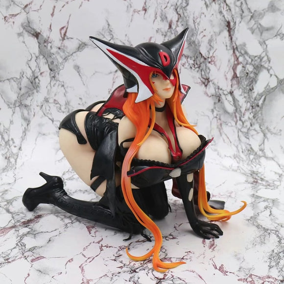 20cm Anime Yatterman Doronjo Design Arrenged by Otogi Nekomu 1/4 Scale