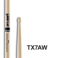 PRO MARK 7A (WOOD TIP) HICKORY - Musiclandshop