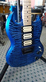 "WOMBI CUSTOM 'BLUEBUCKER"" - Musiclandshop"