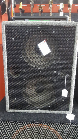 Gauss 2x10 Bass box