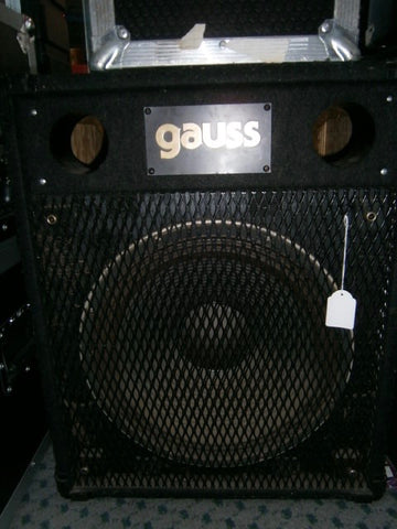 Gauss Bass Box 15""