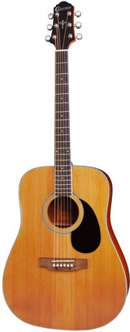 CRAFTER SOLID CEDAR TOP DREADNOUGHT - NATURAL