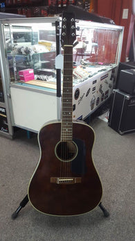 1990 WASHBURN D-12 YBR ACOUSTIC
