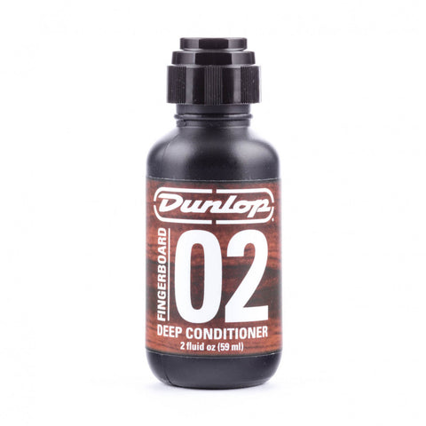 Dunlop 02 Fingerboard Deep Conditioner 2oz (59ml)