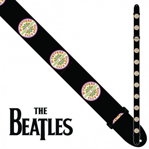 "PERRI'S 2"" POLY BEATLES STRAP - Musiclandshop"