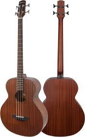 MARTINEZ NATURAL SERIES ACOUSTIC/ELECTRIC BASS - Musiclandshop