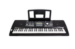 Crown CK61-20D 61 Keys Portable Touch Responsive Electronic Keyboard - Musiclandshop