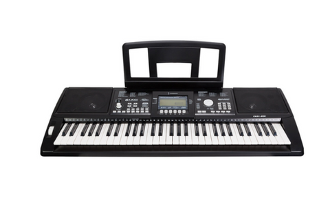 Crown CK61-20D 61 Keys Portable Touch Responsive Electronic Keyboard