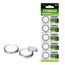TINKO CR2032 LITHIUM battery 3V - Musiclandshop