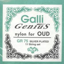 GALLI OUD STRINGS GENIUS NYLON - Musiclandshop