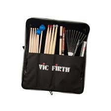 VIC FIRTH STANDARD STICK BAG - BLACK