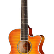 Crafter TRV 23EQ/N Traveller Acoustic Guitar.