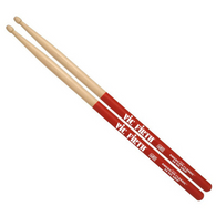 VIC FIRTH 5A (WOOD TIP) AMERICAN CLASSIC W/VIC GRIP