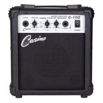 Casino ST Style Electric Guitar and 10 Watt Amplifier Pack (Tobacco Sunburst) - Musiclandshop