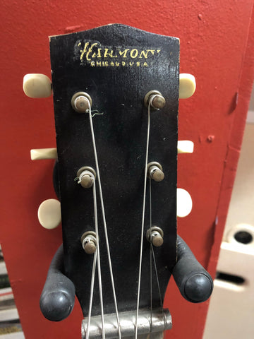 Harmony Acoustic 30's-40's model with Hard Case - Musiclandshop