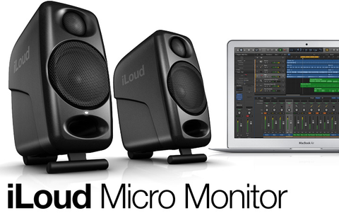 iRig iLoud Micro Monitors - Musiclandshop