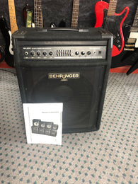 Behringer BXL3000 2-Channel, 300W Bass Amp Combo