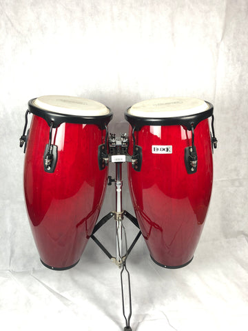 BLOCK PERCUSSION CONGAS