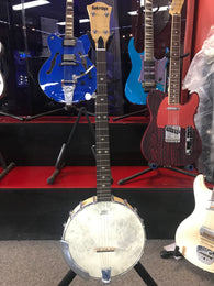 OAKRIDGE California 5 String Open Back Banjo
