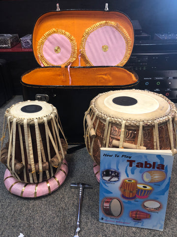 Tabla India Drum Set