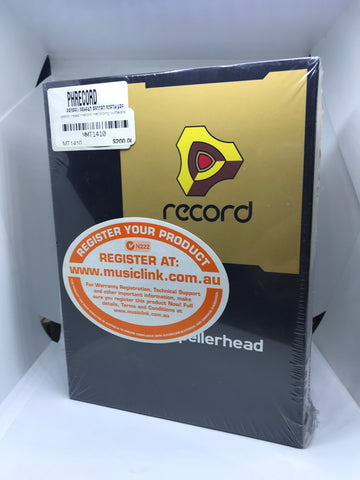 Propellor Head Record Recording Software - Musiclandshop