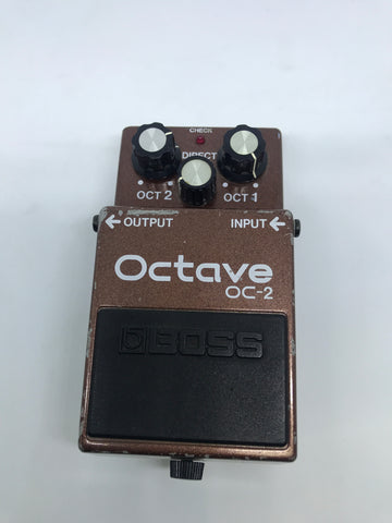 BOSS OC-2 Octave Pedal Made in Japan - Musiclandshop