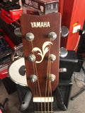 Left-Hand Yamaha FG411L Acoustic Guitar - Musiclandshop
