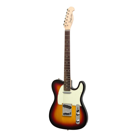 J&D Luthiers TL Style Electric Guitar (Sunburst) - Musiclandshop