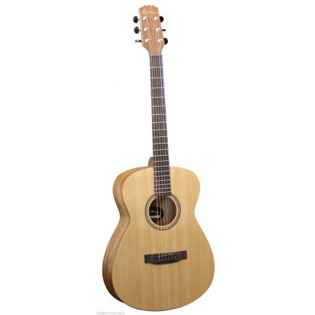 MARTINEZ MF-25-NST ACOUSTIC GUITAR & KOA BACK & SIDES. FREE GIG BAG - Musiclandshop